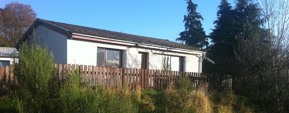 The Ben Nevis holiday lodge - another beautiful day at Riverside Lodges